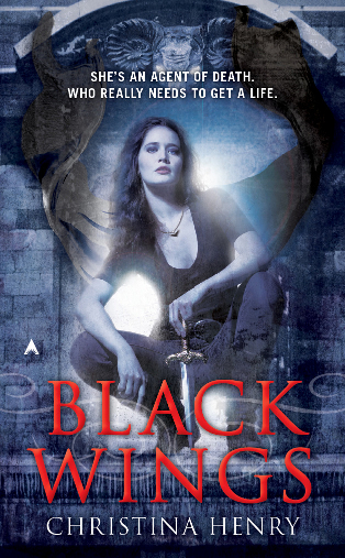 Cover for Black Wings by Christina Henry