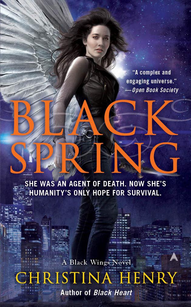 BLACK SPRING(1)