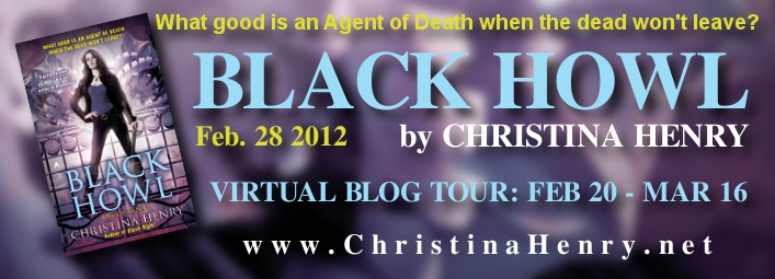 Black Howl Blog Tour