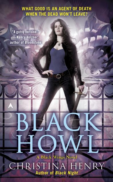 Black Howl Cover