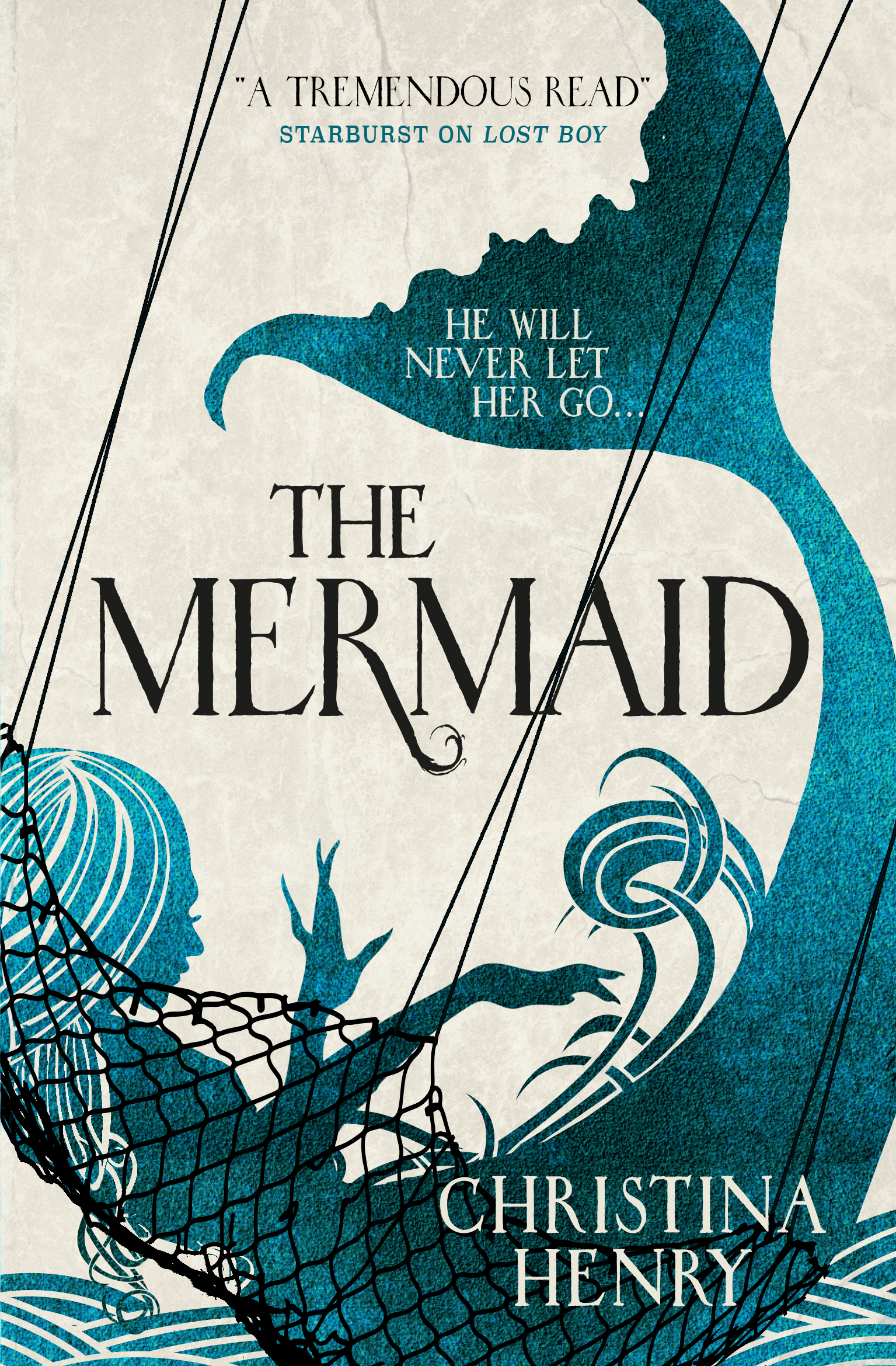 Dance of the mermaid and the sea devil